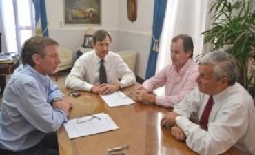 Reunión de trabajo para fortalecer el espacio político de Urribarri