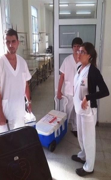 Se concretó la octava donación de órganos y tejidos para trasplantes