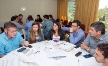 Equipo técnico se capacitó en Buenos Aires sobre programa de desarrollo rural