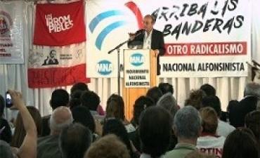 El Radicalismo Popular celebra su primer Congreso en el ND Ateneo