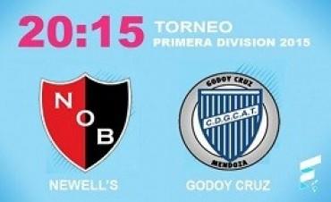 primera división Newell's y Godoy Cruz cierran la undécima fecha del certamen