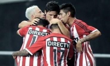 Copa Libertadores Estudiantes encontró la ventaja y la agónica clasificación a octavos