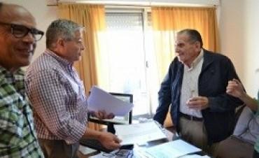 El gobierno entregó aportes a instituciones que realizan un trabajo cooperativo y solidario