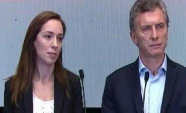 Mauricio Macri habló de Cristina Kirchner:
