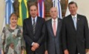 01/04/2017: Los cancilleres del Mercosur se reúnen en Buenos Aires para analizar la situación en Venezuela