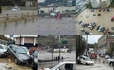 07/04/2017: Un enfermero murió en Comodoro Rivadavia al ser arrastrado por el agua