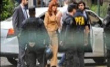 07/044/2017: Cristina apeló su procesamiento en la causa Los Sauces