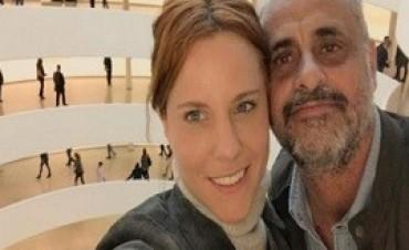 08/04/2017: Qué dijo Rial sobre la confirmación de Kämpfer de su embarazo