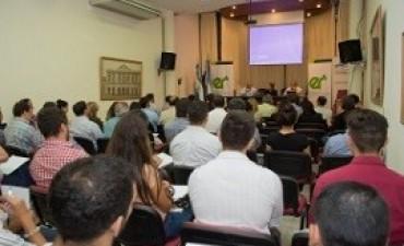 12/04/2017: Llegó a Concepción del Uruguay el programa Municipios Innovadores
