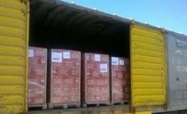 18/04/2017: Tras 15 años, se reactiva el tren de cargas para los vinos de Cuyo
