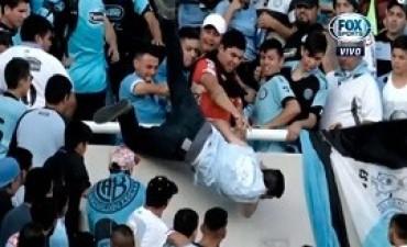 19/04/2017: Detuvieron a otro de los agresores por la muerte del hincha de Belgrano