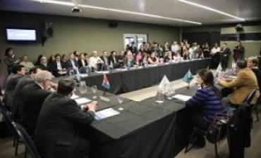 25/04/2017: Entre Ríos participó del Consejo Federal de Derechos Humanos