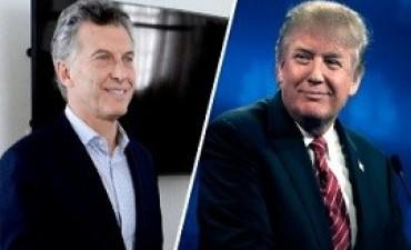 25/04/2017: Macri viaja a los Estados Unidos para reunirse con Trump