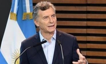25/04/2017: Macri aludió a Santa Cruz al insistir en que