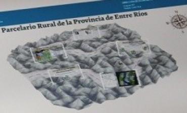 25/04/2017: Entre Ríos desarrollará un sistema de información geográfica del sector agroalimentario