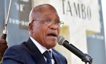 27/04/2017: Nuevas protestas contra Zuma en el 23° aniversario de la democracia sudafricana