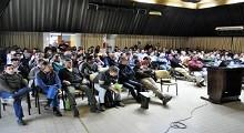 06/04/2018: Se reinician las capacitaciones a profesionales sobre plaguicidas