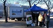 09/04/2018: El camión de Acceso al Consumo estará en Entre Ríos