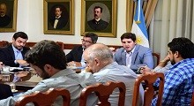 10/04/2018: La Mesa Forestal Provincial se reunió en Paraná