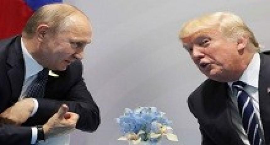 02/04/2018: Trump y Putin preparan un encuentro bilateral en la Casa Blanca