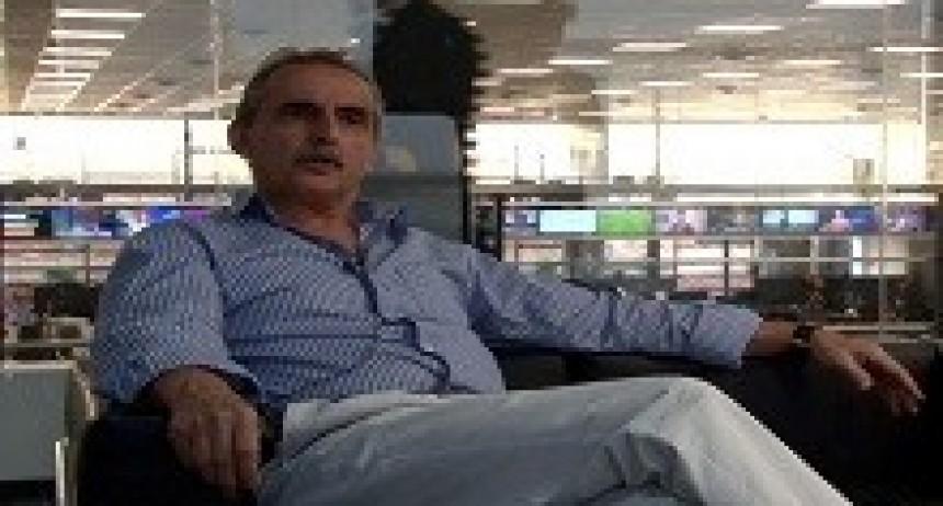 """09/04/2018: El día que Guillermo Moreno acusó de ser """"policía"""" a un periodista de Noticias"""