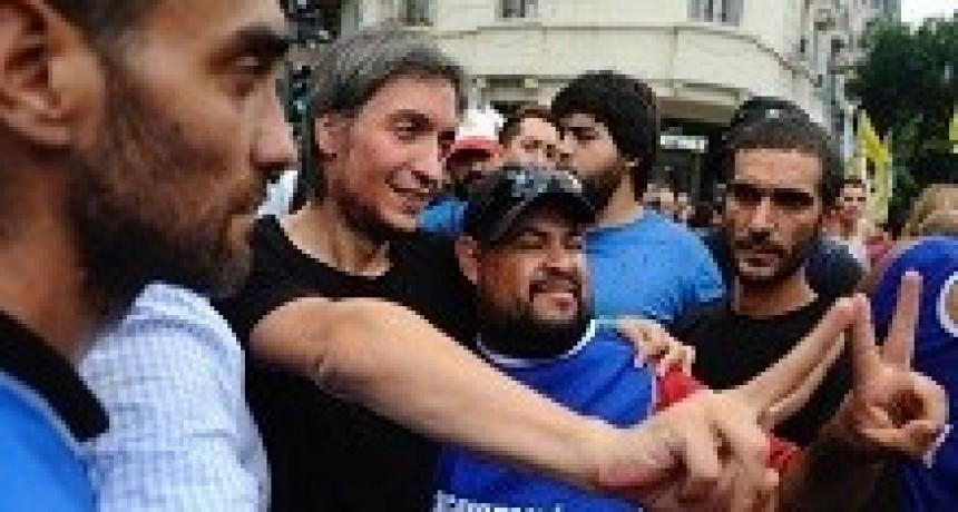 11/04/2018: Máximo Kirchner vinculó al oficialismo con el fallo