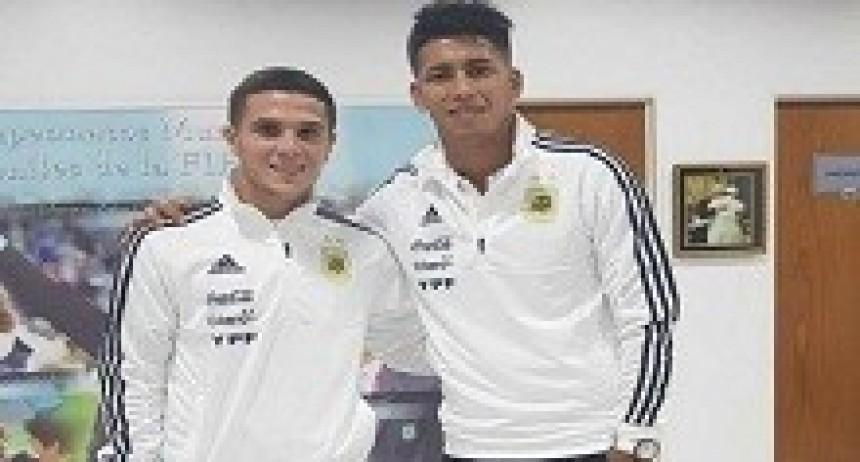 12/04/2018: Selección Argentina Sampaoli, cara a cara con Meza y Bustos