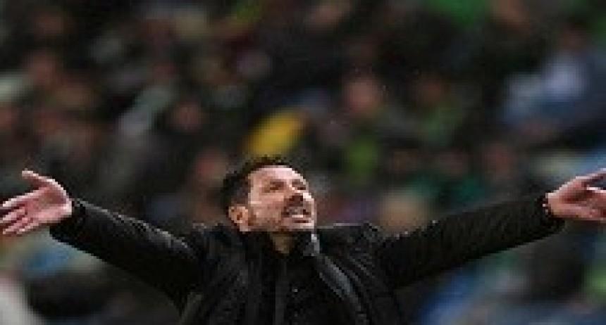 12/04/2018: Simeone puso al Atlético en una nueva semifinal