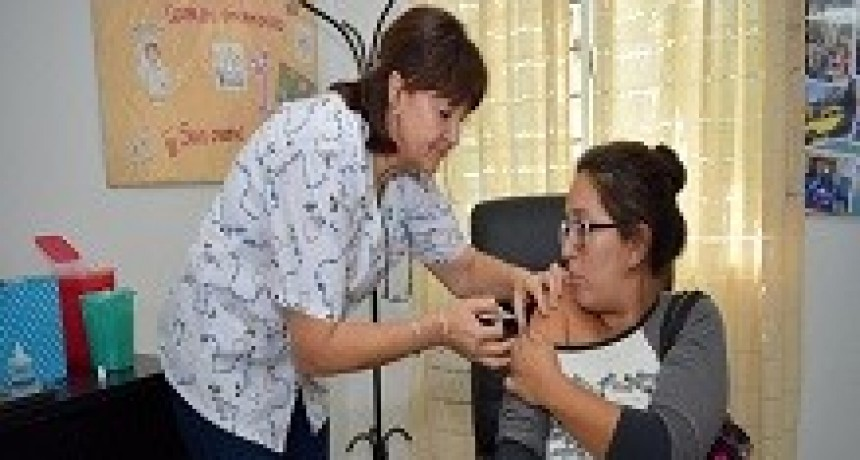13/04/2018: Se distribuyeron más de 41.000 dosis de vacuna antigripal en la provincia