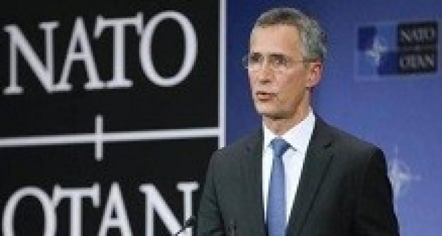 16/04/2018: La OTAN dice que el ataque a Siria fue