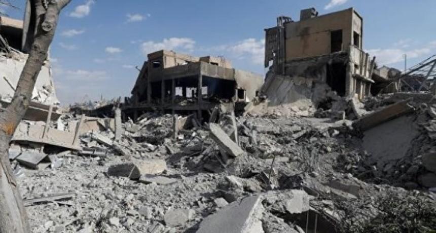 16/04/2018: Siria ofreció