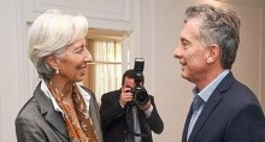17/04/2018: El FMI pronostica una inflación del 19,2% para este año y un crecimiento del 2%