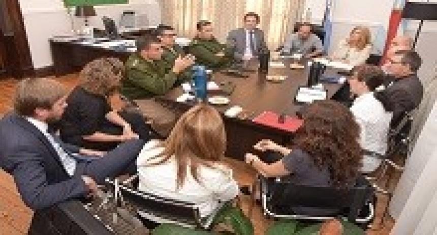 17/04/2018: El gobierno provincial continúa trabajando para la implementación de la ley contra el narcomenudeo