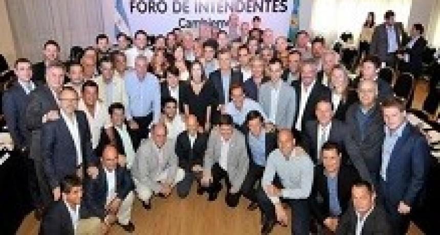 19/044/2018: Delibera en Olavarría el Foro de Intendentes Bonaerenses de Cambiemos