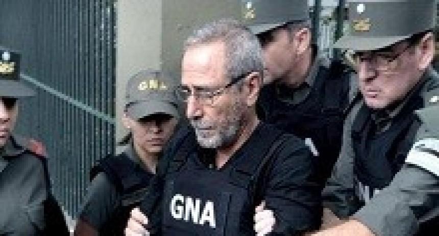 23/04/2018: Le rechazaron la prisión domiciliaria a Ricardo Jaime