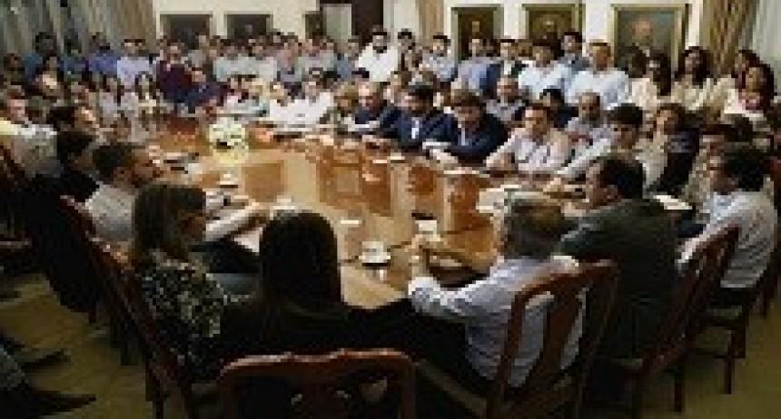25/04/2018: Es prioritario para el gobierno potenciar las políticas públicas