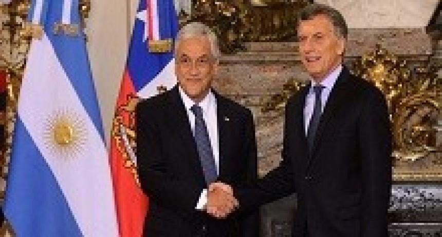 26/04/2018: Argentina y Chile enviarán a sus congresos un proyecto para flexibilizar el comercio bilateral