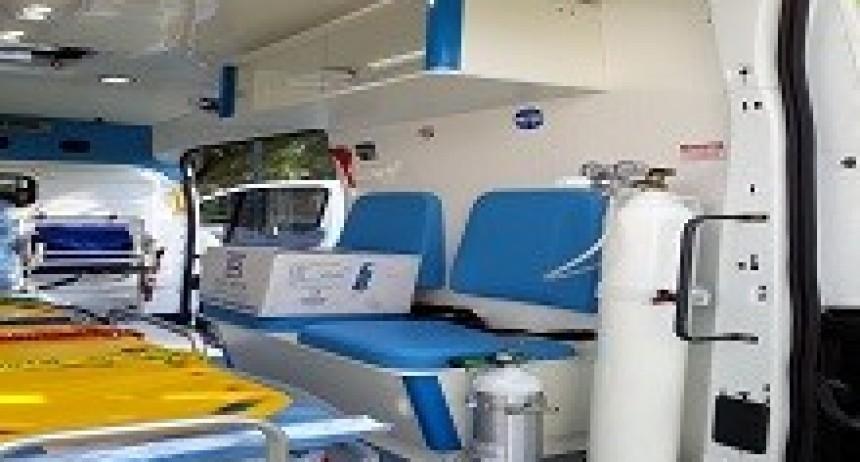 28/04/2018: Comienzan a llegar las nuevas ambulancias compradas por el gobierno de Entre Ríos