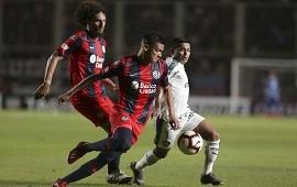 02/04/2019: Copa Libertadores: San Lorenzo derrotó a Palmeiras en un partido clave