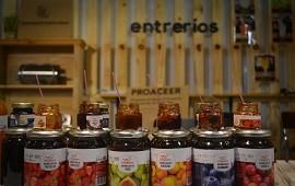 16/04/2019: Emprendimientos entrerrianos participaron de la Feria Internacional de la Alimentación