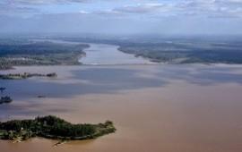 04/04/2019: Salto Grande relevará la zona costera del Lago con fotografías aéreas