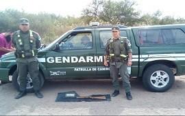 08/04/2019: Gendarmería detuvo a una persona que tenía pedido de captura hace más de quince años