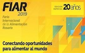 08/04/2019: Empresas entrerrianas mostrarán su oferta en FIAR Rosario 2019