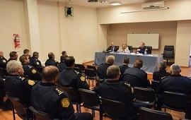 09/04/2019: Articulan acciones para garantizar la seguridad en las elecciones