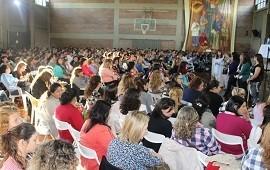 10/04/2019: Más de 700 docentes de Nivel Inicial se capacitaron en Paraná en la enseñanza de Matemáticas