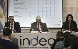10/04/2019: El titular del Indec, Jorge Todesca, propuso