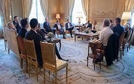 15/04/2019: Un grupo de legisladores de Estados Unidos visitó la Argentina y advirtió sobre el