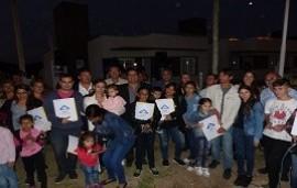 15/04/2019: Se entregaron 40 nuevas viviendas en Diamante
