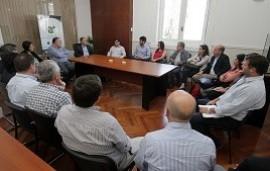 15/04/2019: Se realizó una nueva misión de análisis del Programa de saneamiento de las ciudades ribereñas del Río Uruguay