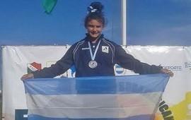 18/04/2019: Medallista sudamericana vende una rifa para poder competir
